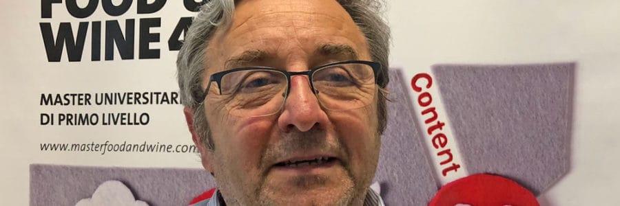 #testimonianze: intervista a Fabio BRESCACIN, presidente di Ecor-NaturaSì, ospite del Master Food & Wine 4.0