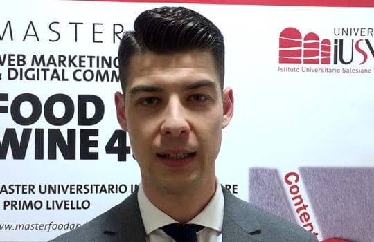 #MASTERexperience – Nicola Brunetti