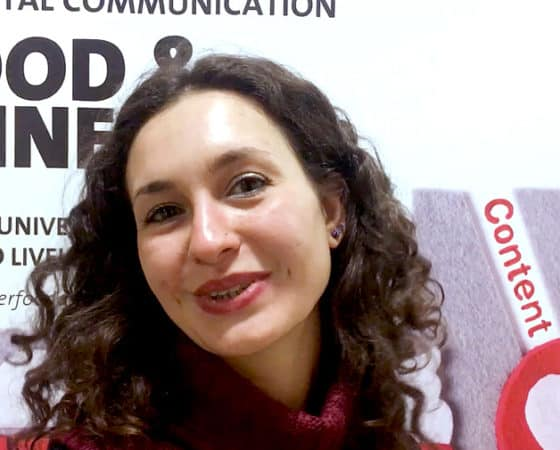 #MASTERexperience – Piera Feduzi