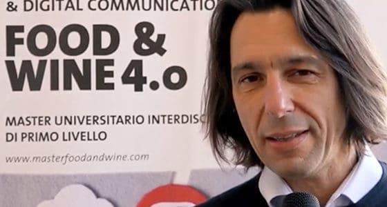 #EVENTIMASTER: ANTONIO CELLIE, AD DI FIERE DI PARMA E CENTRO  AGROALIMENTARE DI PARMA, È OSPITE AL MASTER FOOD & WINE 4.0