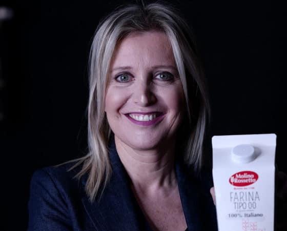 #EVENTIMASTER: CHIARA ROSSETTO, CEO DI MOLINO ROSSETTO, È OSPITE AL MASTER FOOD & WINE 4.0