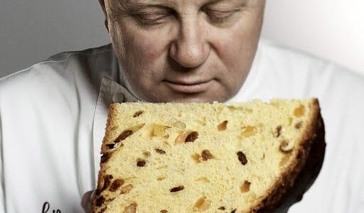 DARIO LOISON, PATRON DEI FAMOSI PANETTONI ARTIGIANALI LOISON, È OSPITE AL MASTER FOOD & WINE 4.0