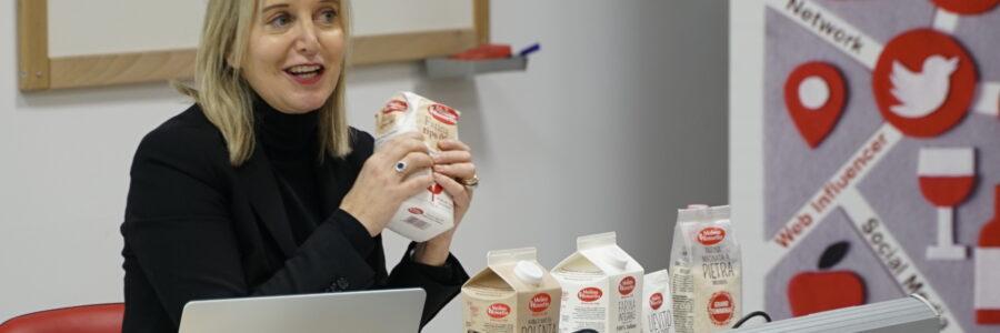 CHIARA ROSSETTO, CEO DI MOLINO ROSSETTO, È OSPITE AL MASTER FOOD & WINE 4.0
